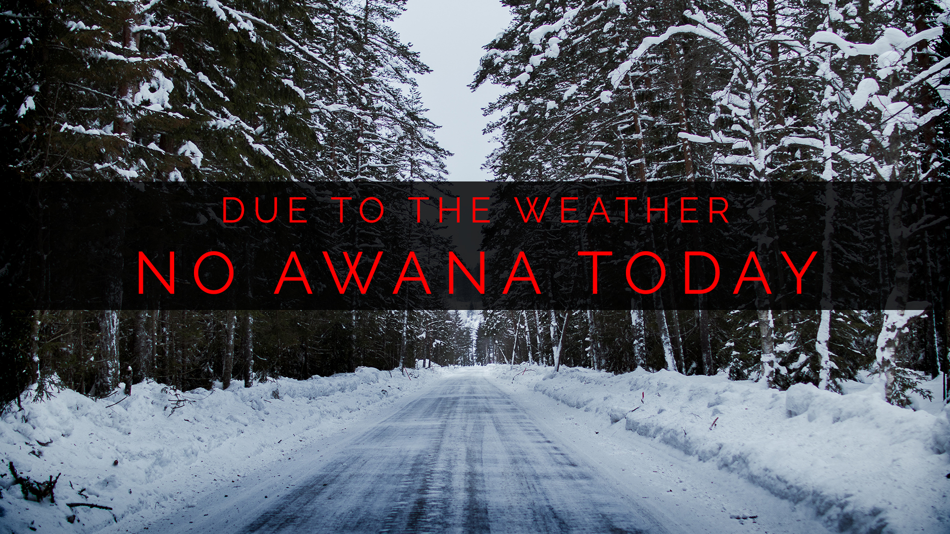 cancelation awana