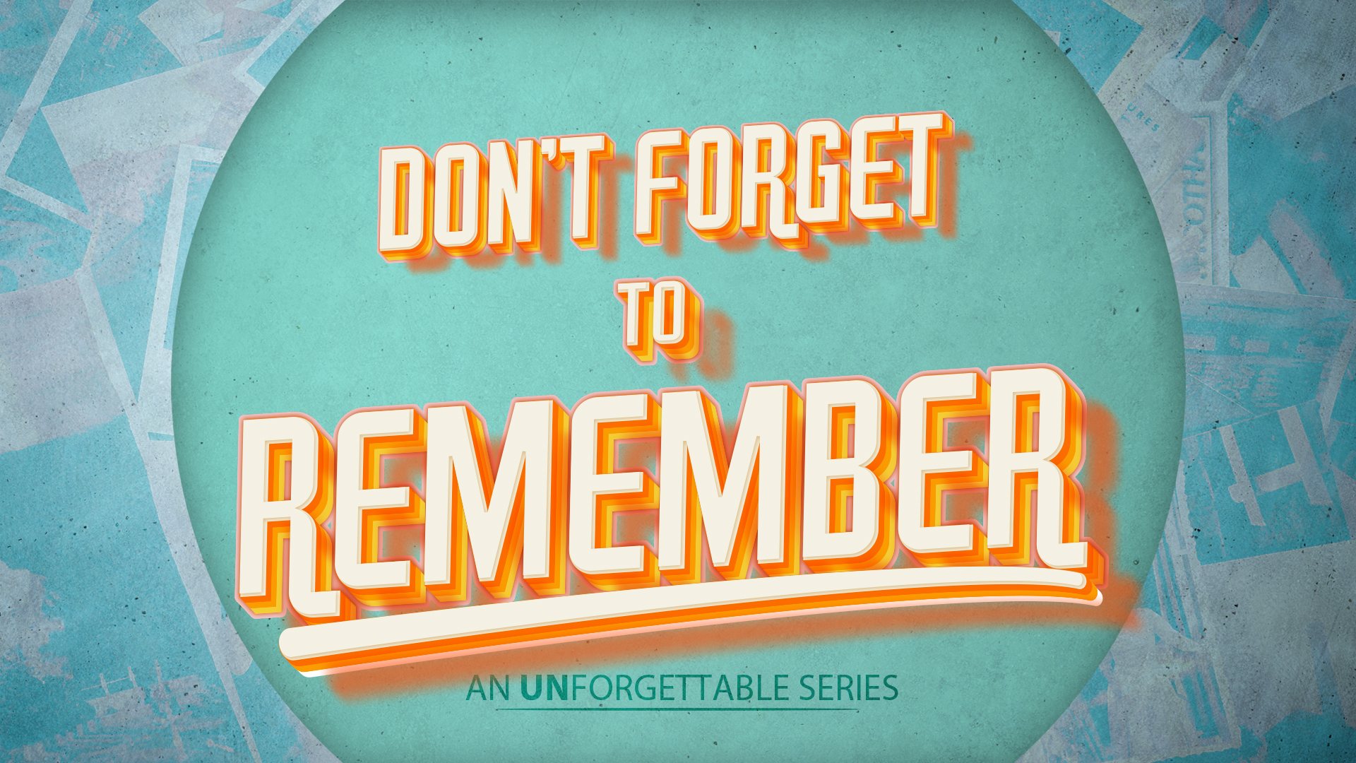 dont forget to remember good copy1